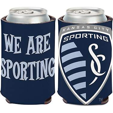 WinCraft Sporting Kansas City Slim Can Cooler