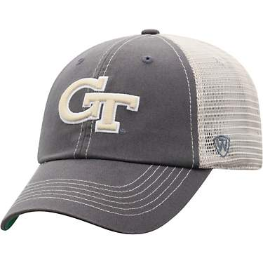 Top of the World Adults' Georgia Tech Putty One Fit 2-Tone Cap