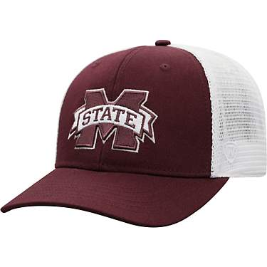 Top of the World Adults' Mississippi State University BB 2-Tone Cap
