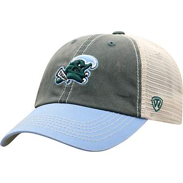 Top of the World Adults' Tulane University Offroad Adjustable 3-Tone Cap