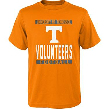Outerstuff Youth University of Tennessee Steel Short Sleeve T-shirt
