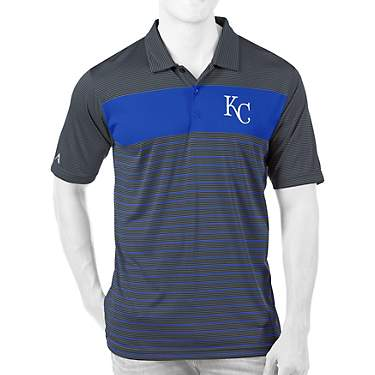 Antigua Men's Kansas City Royals Contest Polo Shirt
