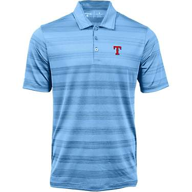 Antigua Men's Texas Rangers Compass Polo Shirt