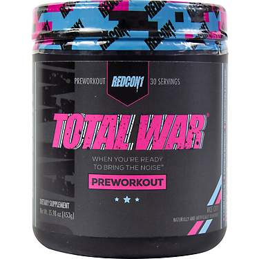 Redcon1 Total War Preworkout Supplement