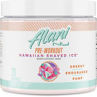 Alani Nu Rainbow Candy Pre-Workout Supplement