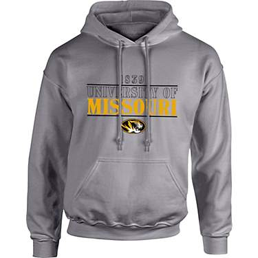 Image One Men's University of Missouri Type Hoodie