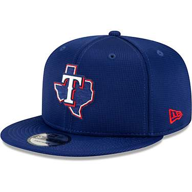 New Era Men's Texas Rangers Onfield Clubhouse 9FIFTY Cap