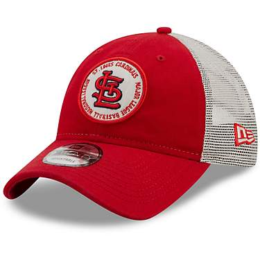 New Era Men's St. Louis Cardinals Circle Truck 9TWENTY Cap