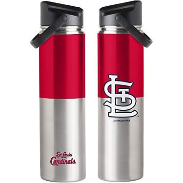 Logo St. Louis Cardinals Colorblock 26 oz Flip Top Bottle