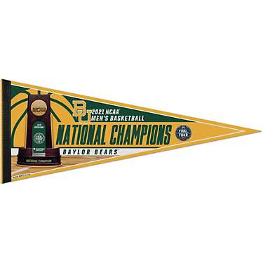 WinCraft Baylor University 21 NCAA Men's Basketball National Champs Classic Pennant