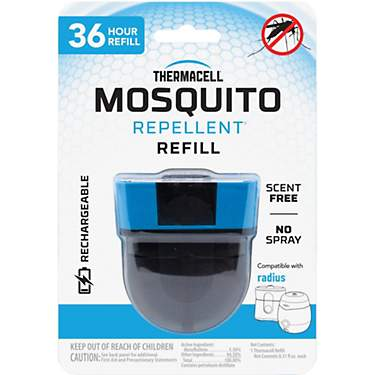 ThermaCELL Radius Zone 36-Hour Rechargeable Mosquito Repellent Refill