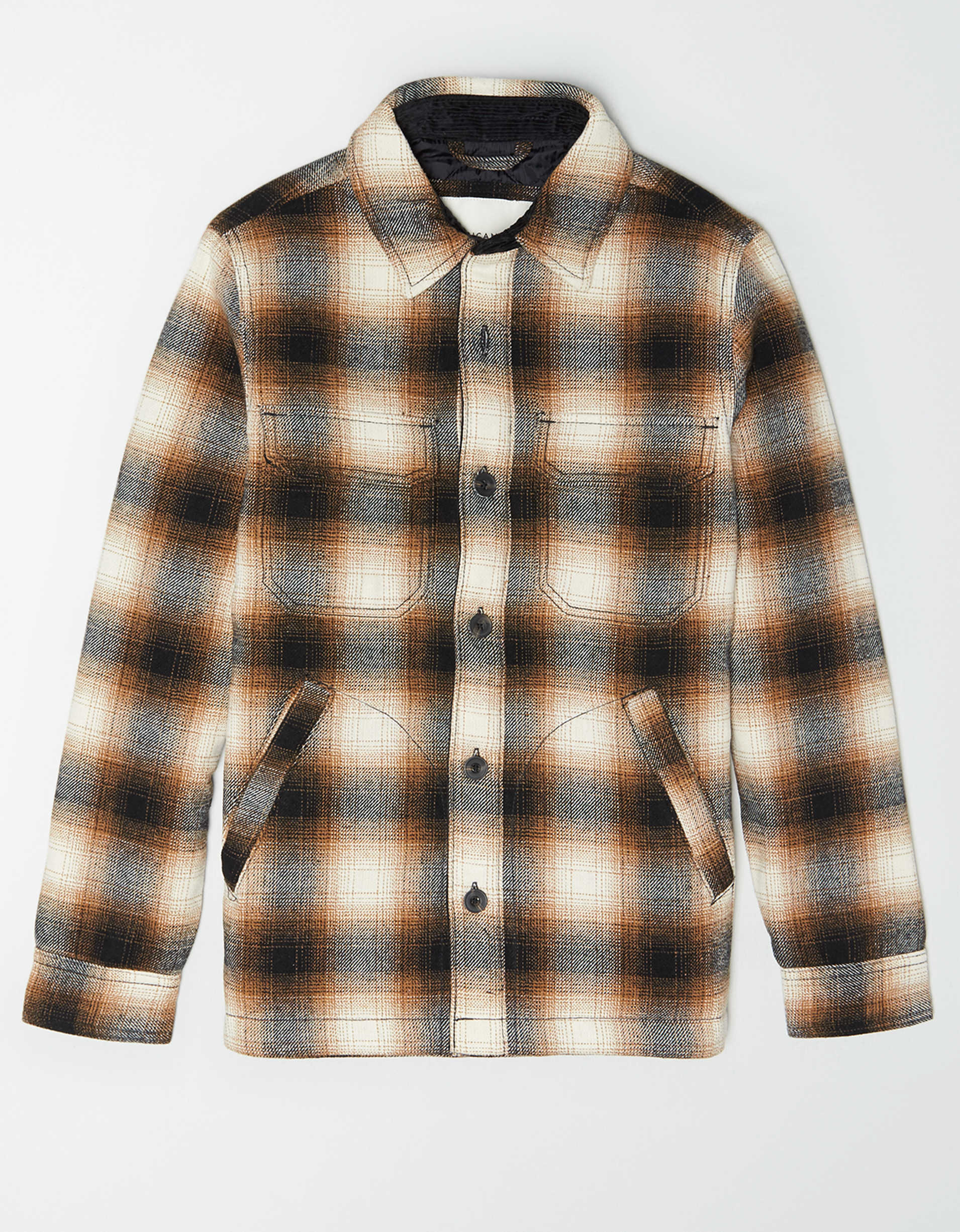 AE Flannel Workwear Jacket