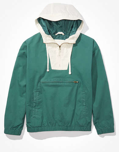 AE Color-Block Anorak