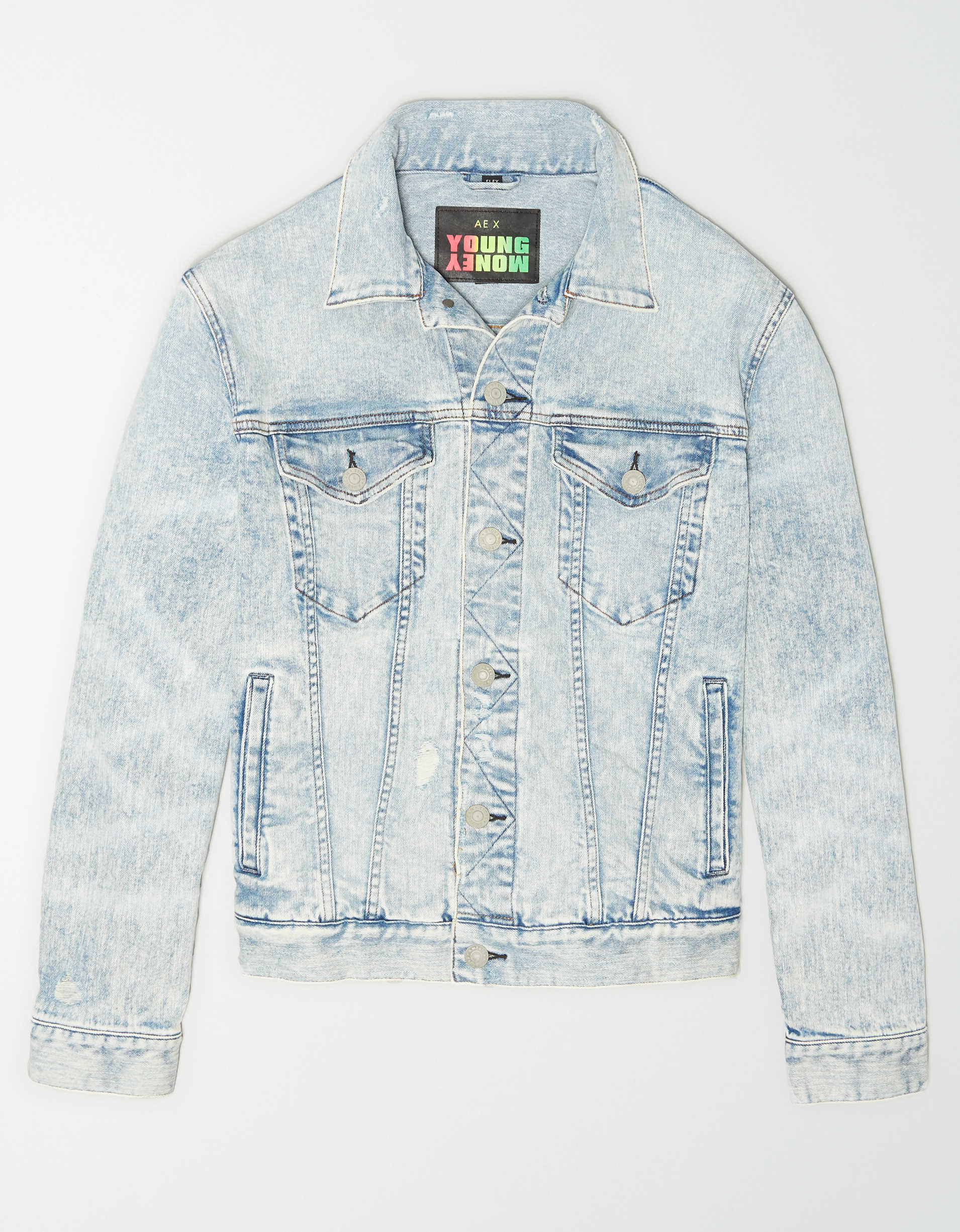 AE X Young Money Denim Jacket