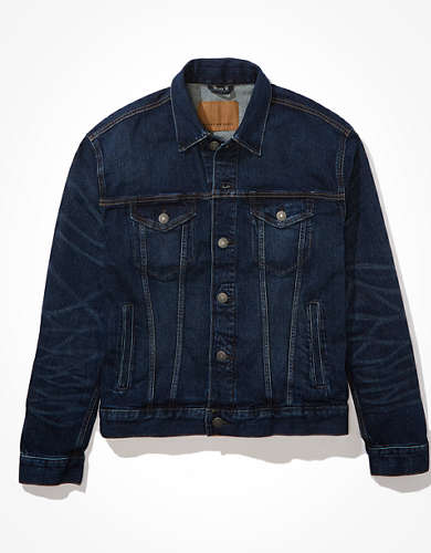 AE Denim Trucker Jacket