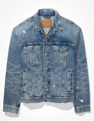 Куртка из денима AE