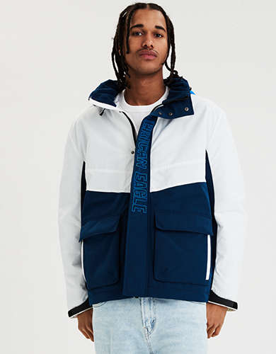 AE Graphic Ski Jacket