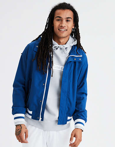 AE Zip Up Bomber Jacket