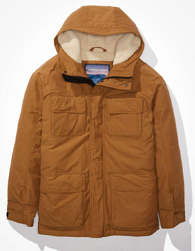AE Sherpa Lined Parka