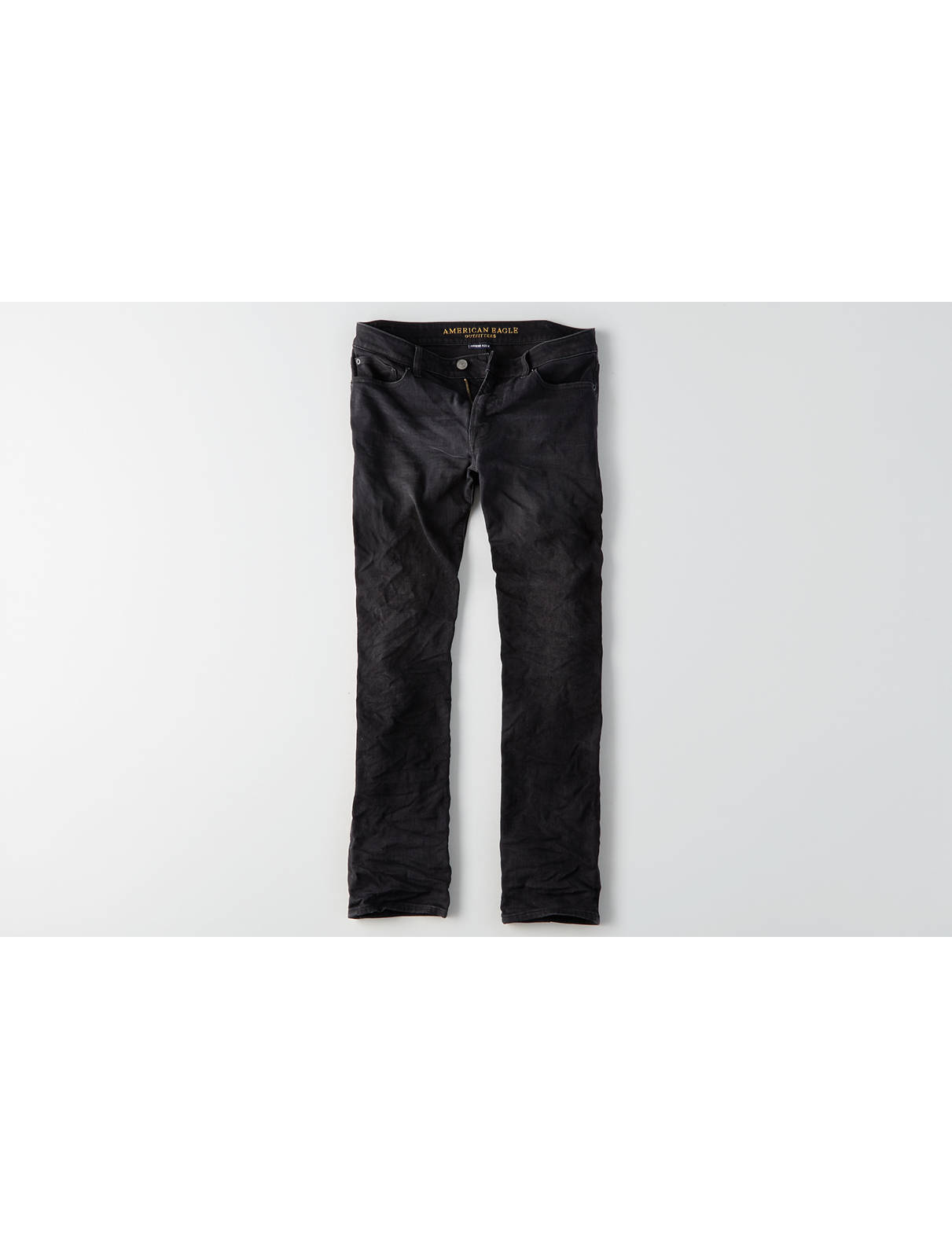 Display product reviews for AE Extreme Flex Original Straight Jean