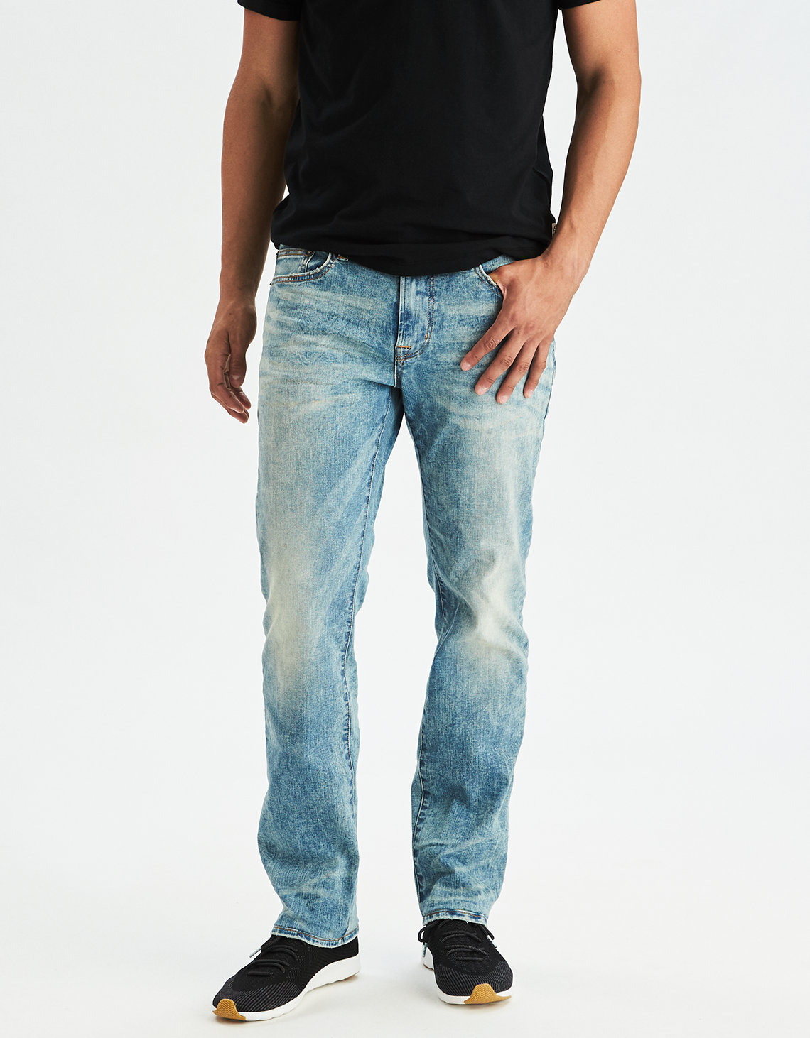 AE Extreme Flex Original Straight Jean. Placeholder image. Product Image