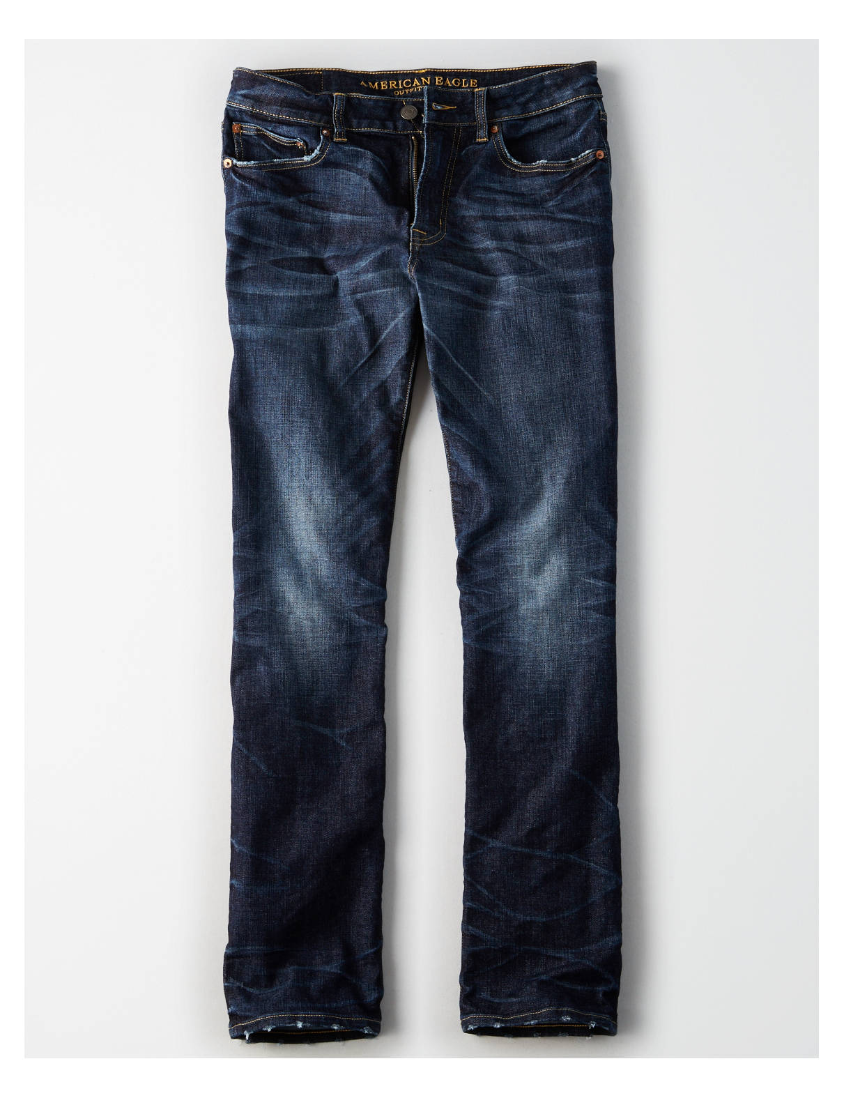 Display product reviews for AE 360 Extreme Flex Original Straight Jean