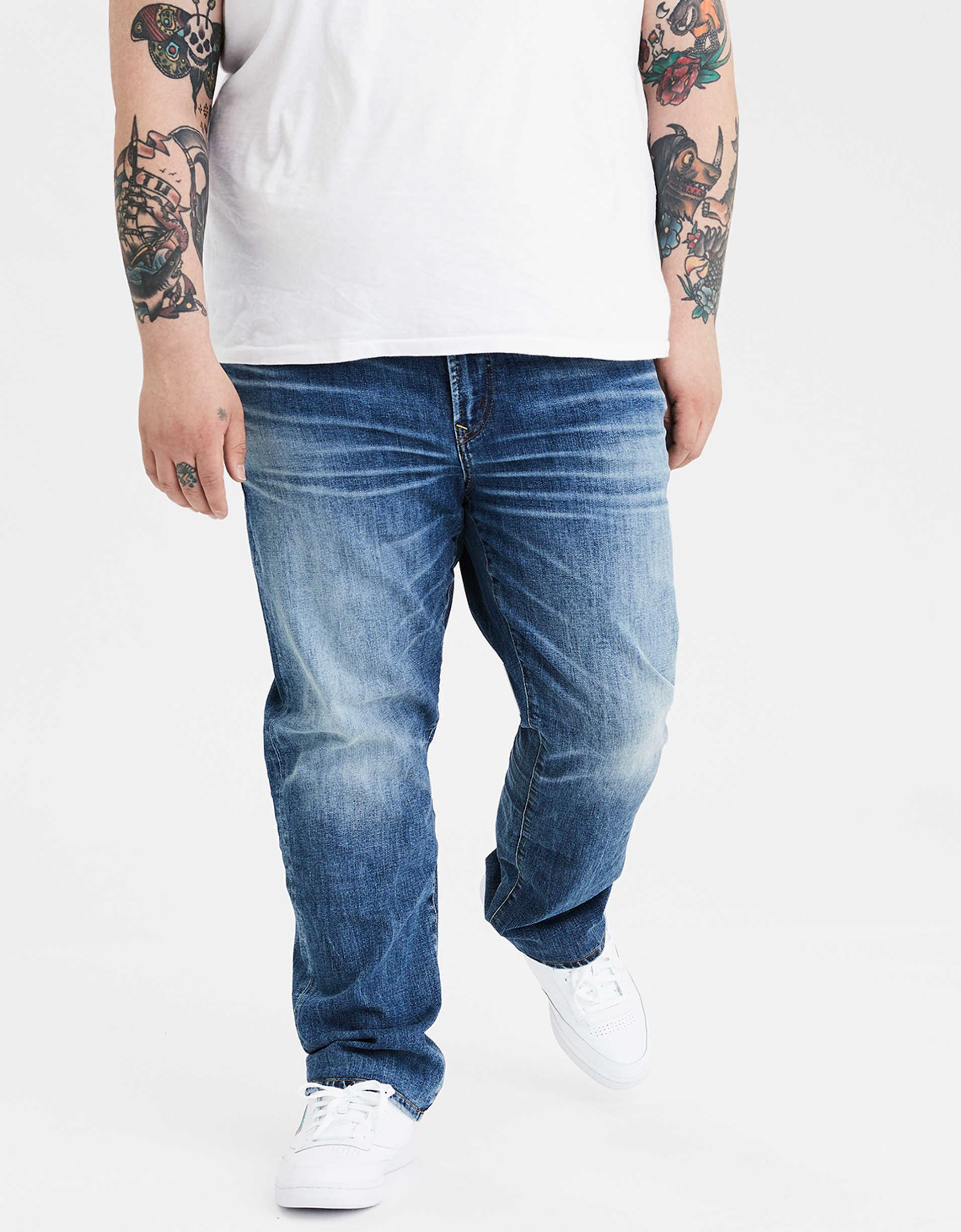 AE Ne(X)t Level AirFlex Original Straight Jean