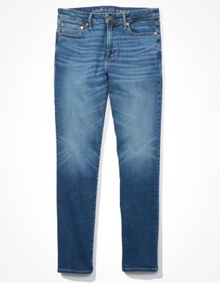 Оригинальные прямые джинсы AE AirFlex+