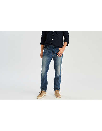 AE 360 Extreme Flex Relaxed Straight Jean