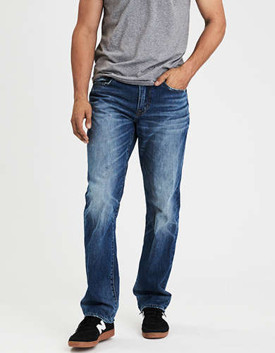 c58e36d0 Cotton Medium Wash Jeans | American Eagle Outfitters