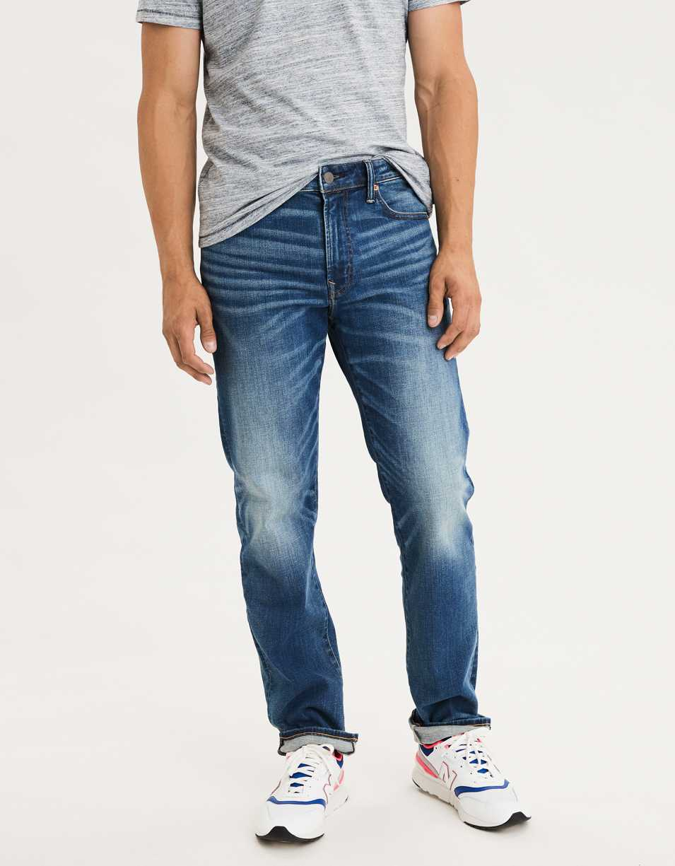 AE Ne(x)t Level AirFlex Relaxed Straight Jean