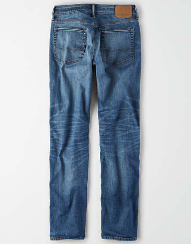 AE Flex Relaxed Straight Jean