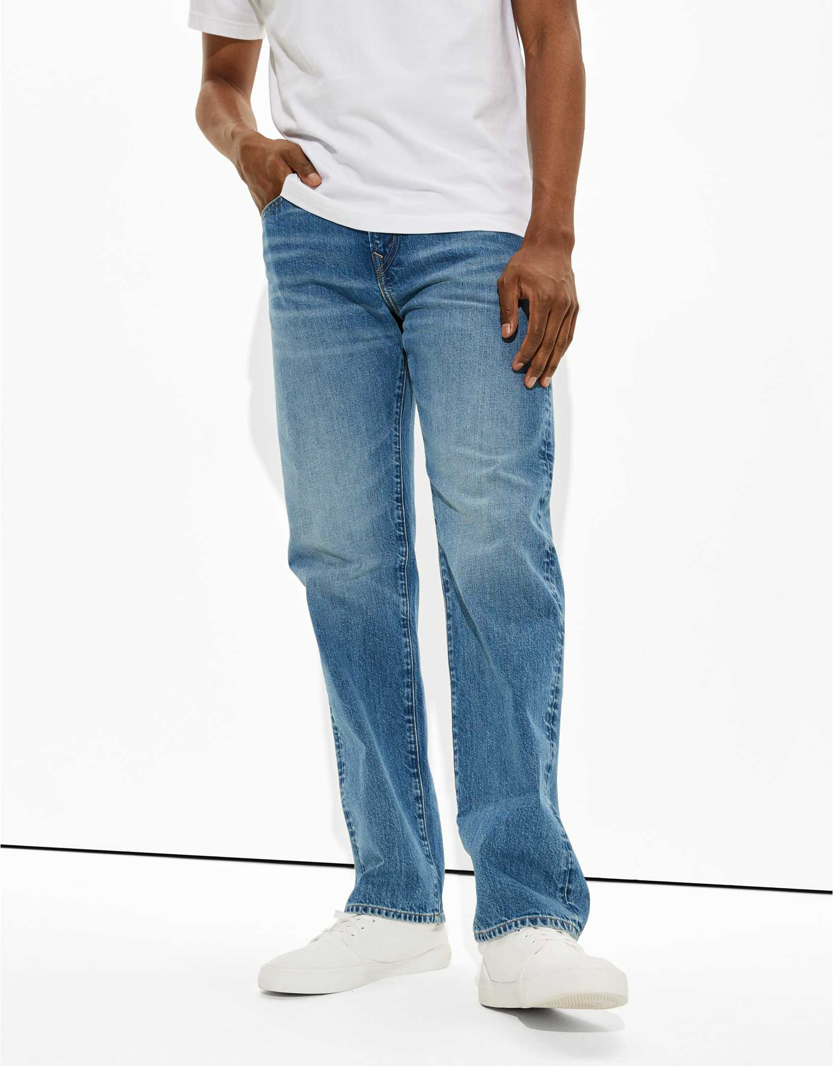 AE Relaxed Straight Jean