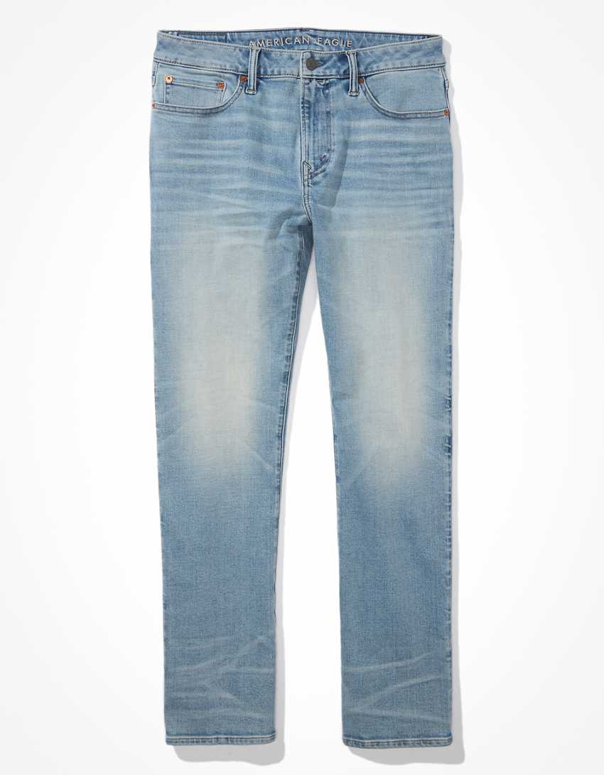 AE AirFlex+ Relaxed Straight Jean