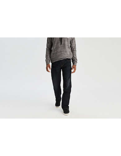 Mens Dark Jean | American Eagle Outfitters