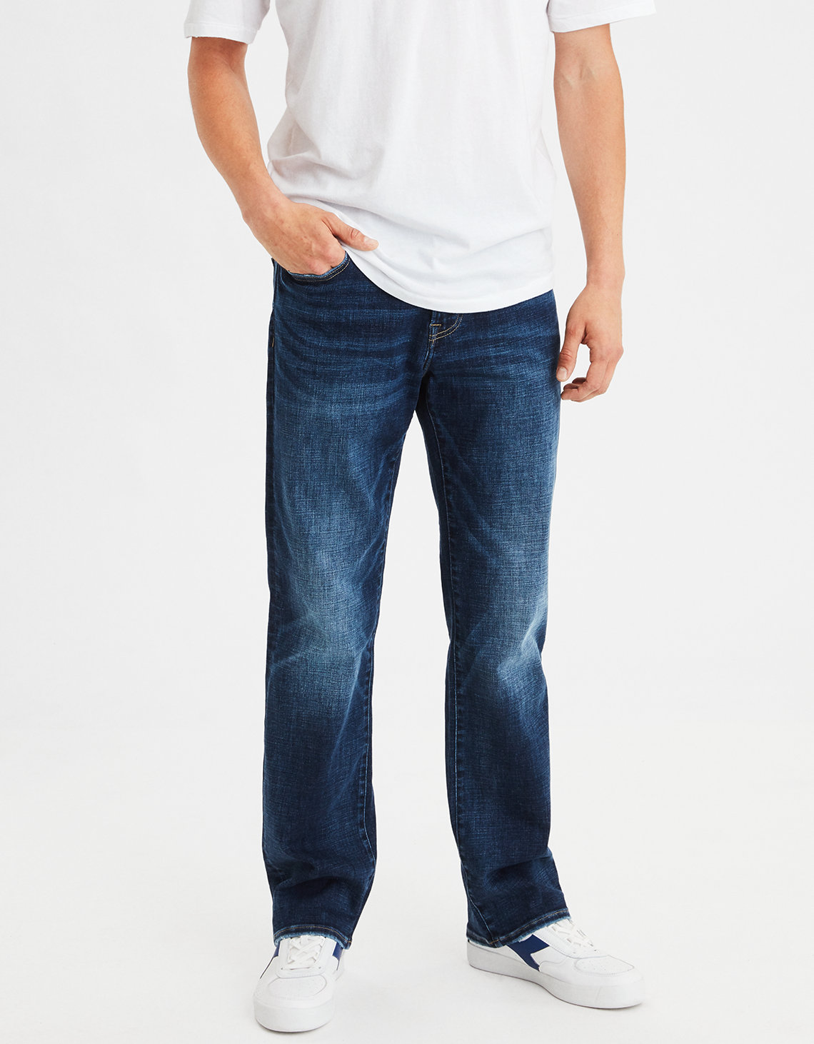4972d82c3dd AE Ne(X)t Level Classic Bootcut Jean, Medium Wash | American Eagle ...