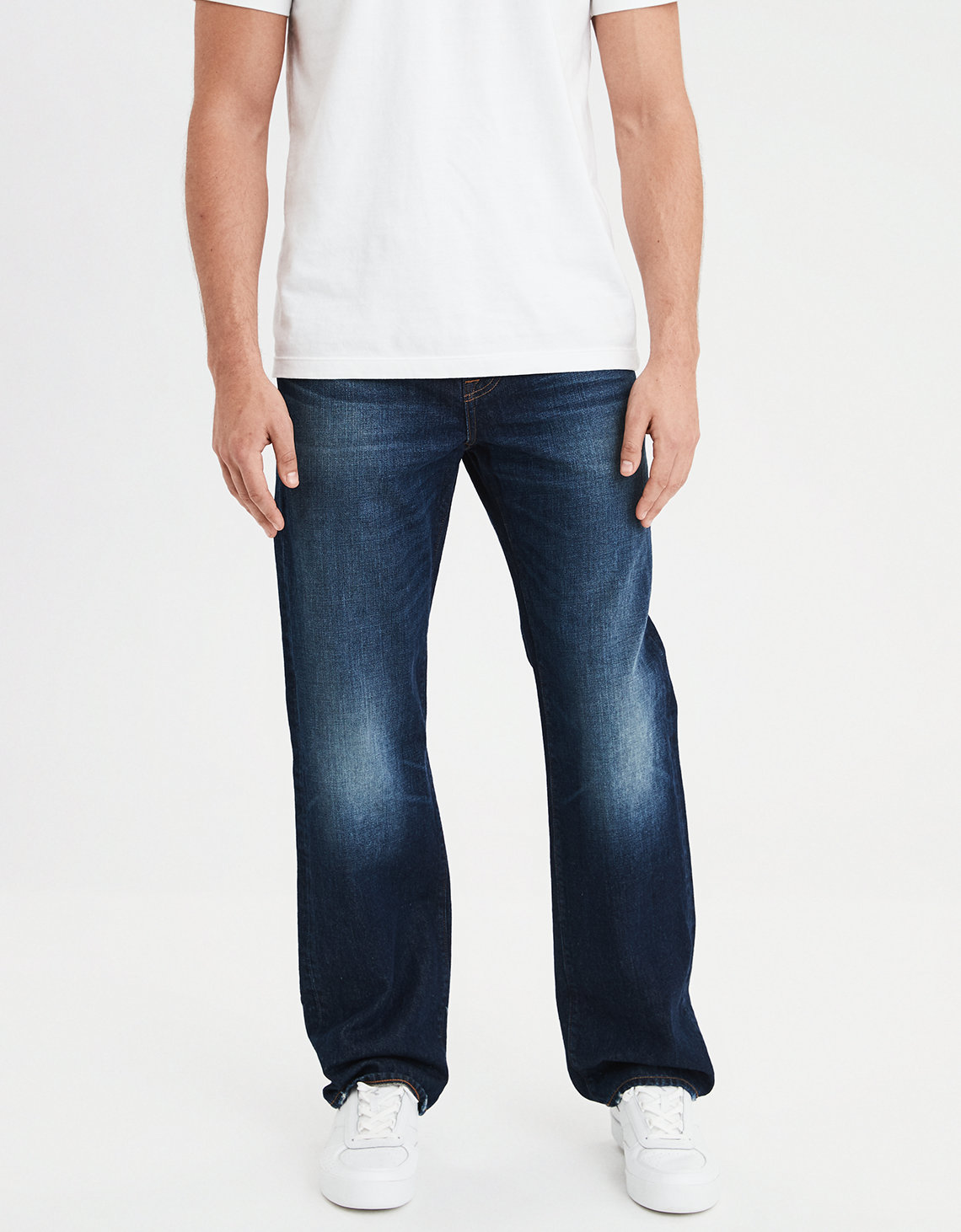 d9af38c02fa Classic Bootcut Jean, Dark Rinse | American Eagle Outfitters