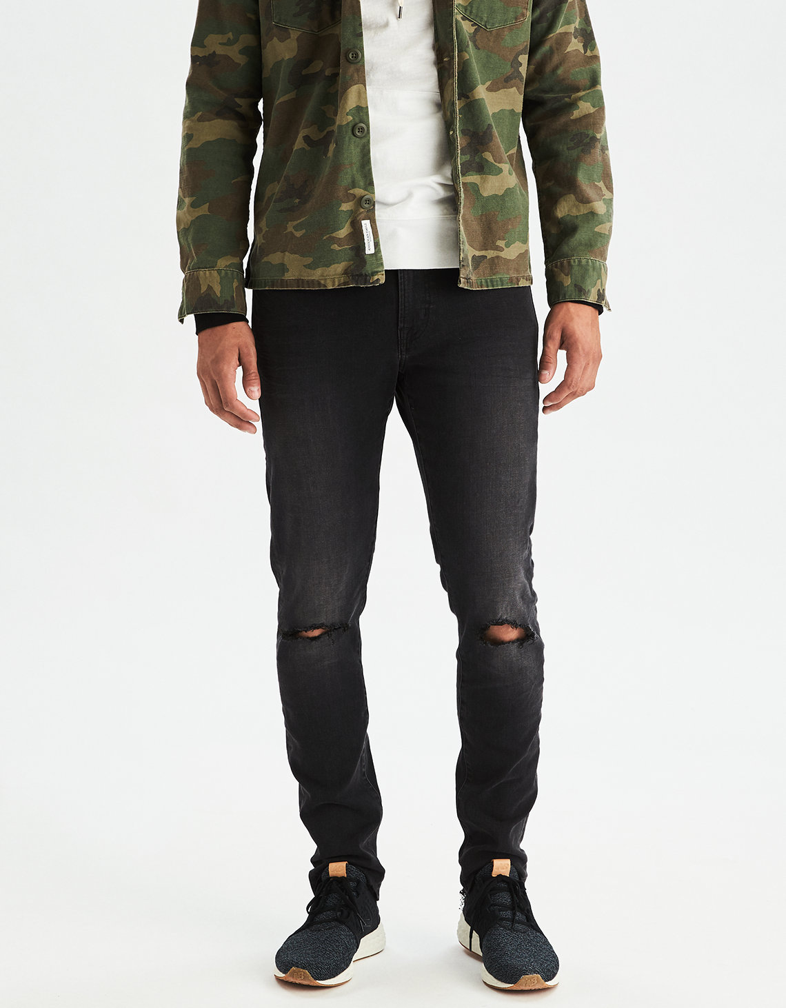 AEO 360 Extreme Flex Slim Taper Jean. Placeholder image. Product Image