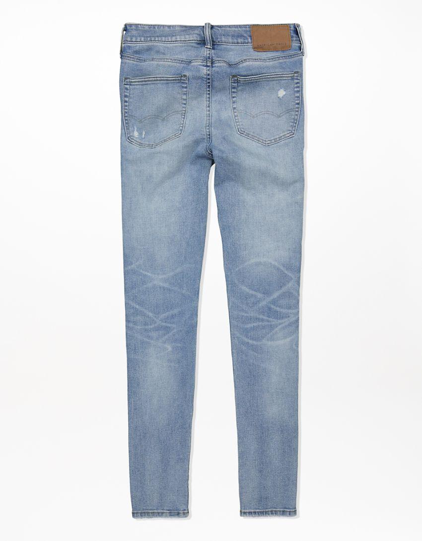 AE AirFlex+ Ripped Athletic Skinny Jean