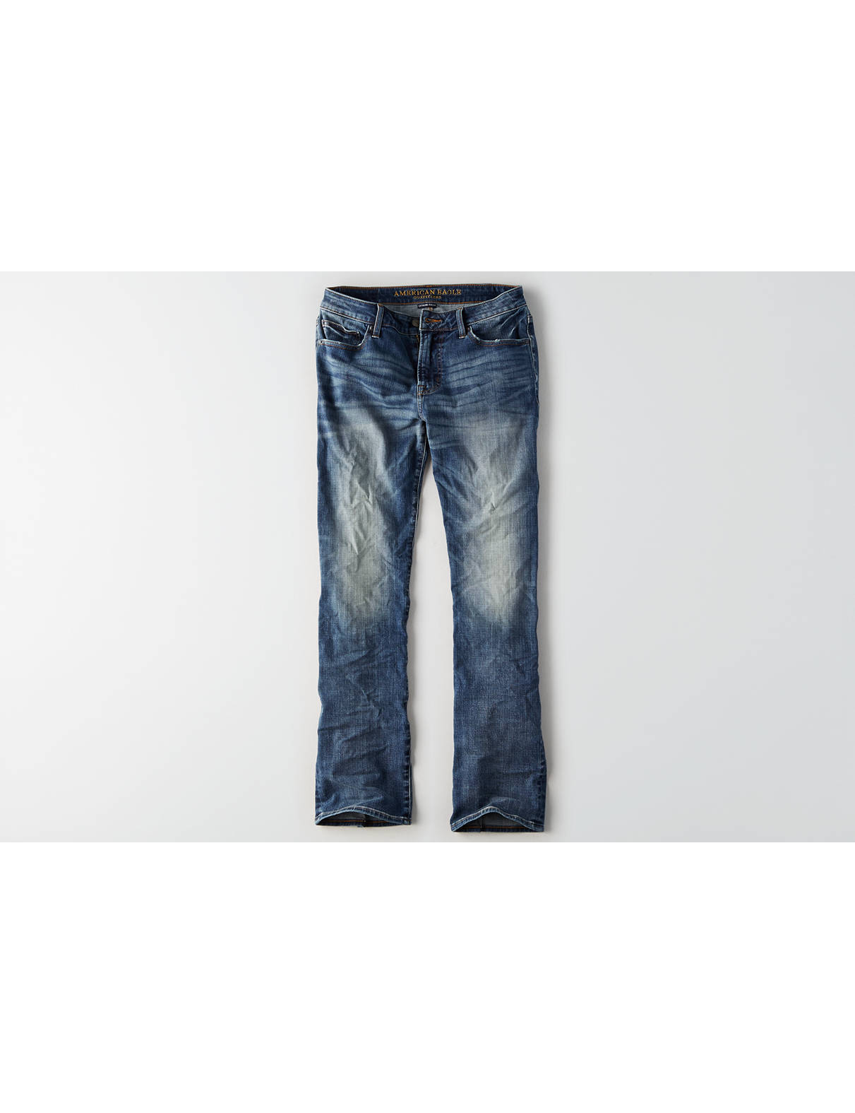 Display product reviews for AE 360 Extreme Flex Original Bootcut Jean