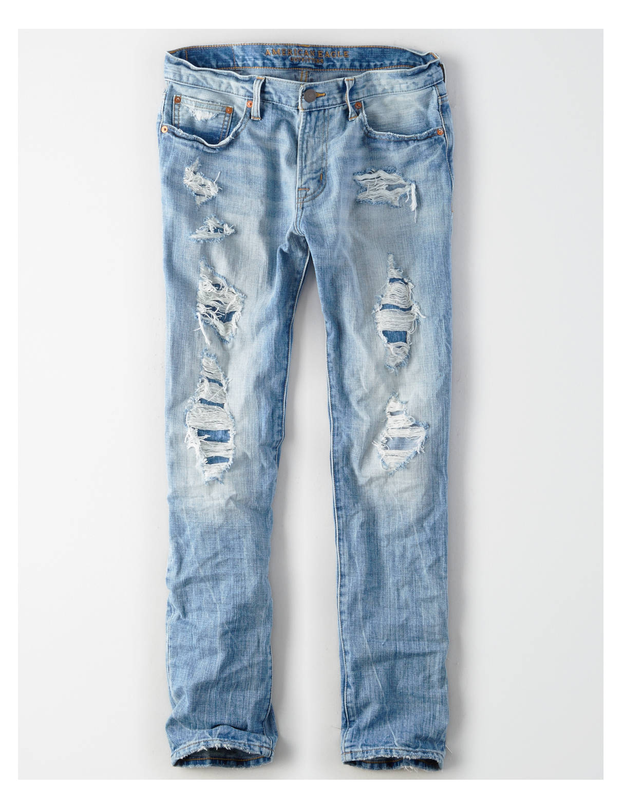 Display product reviews for Slim Straight Jean