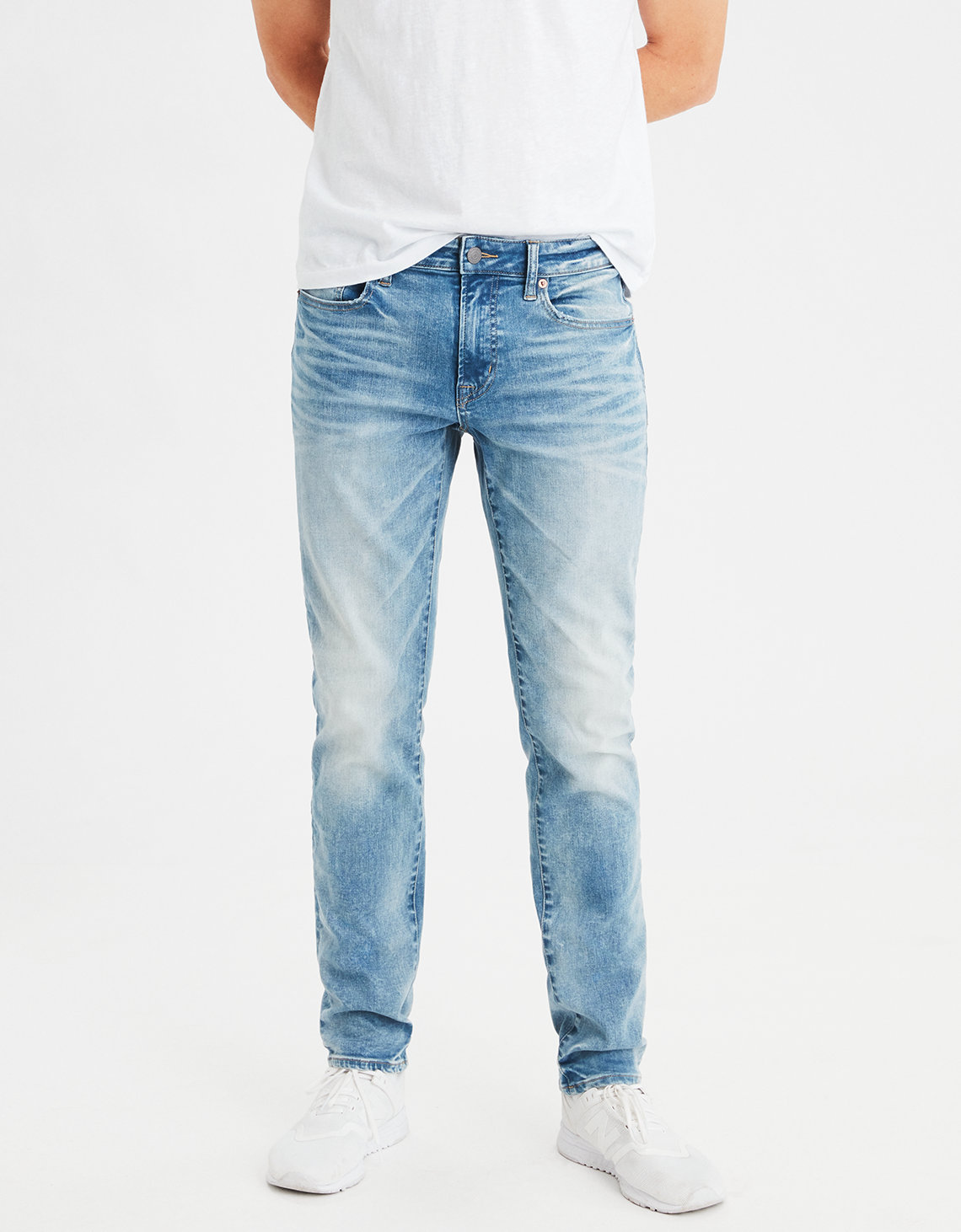 AE Ne(X)t Level Slim Straight Jean