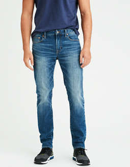 AE Flex Slim Straight Jean