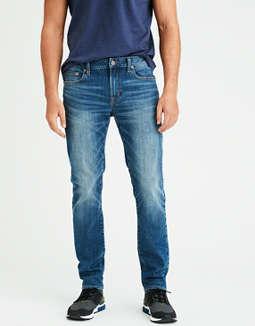 7853045c placeholder image AE Flex Slim Straight Jean ...
