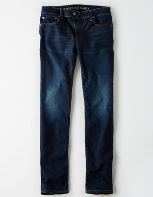 Узкие прямые джинсы AE AirFlex+