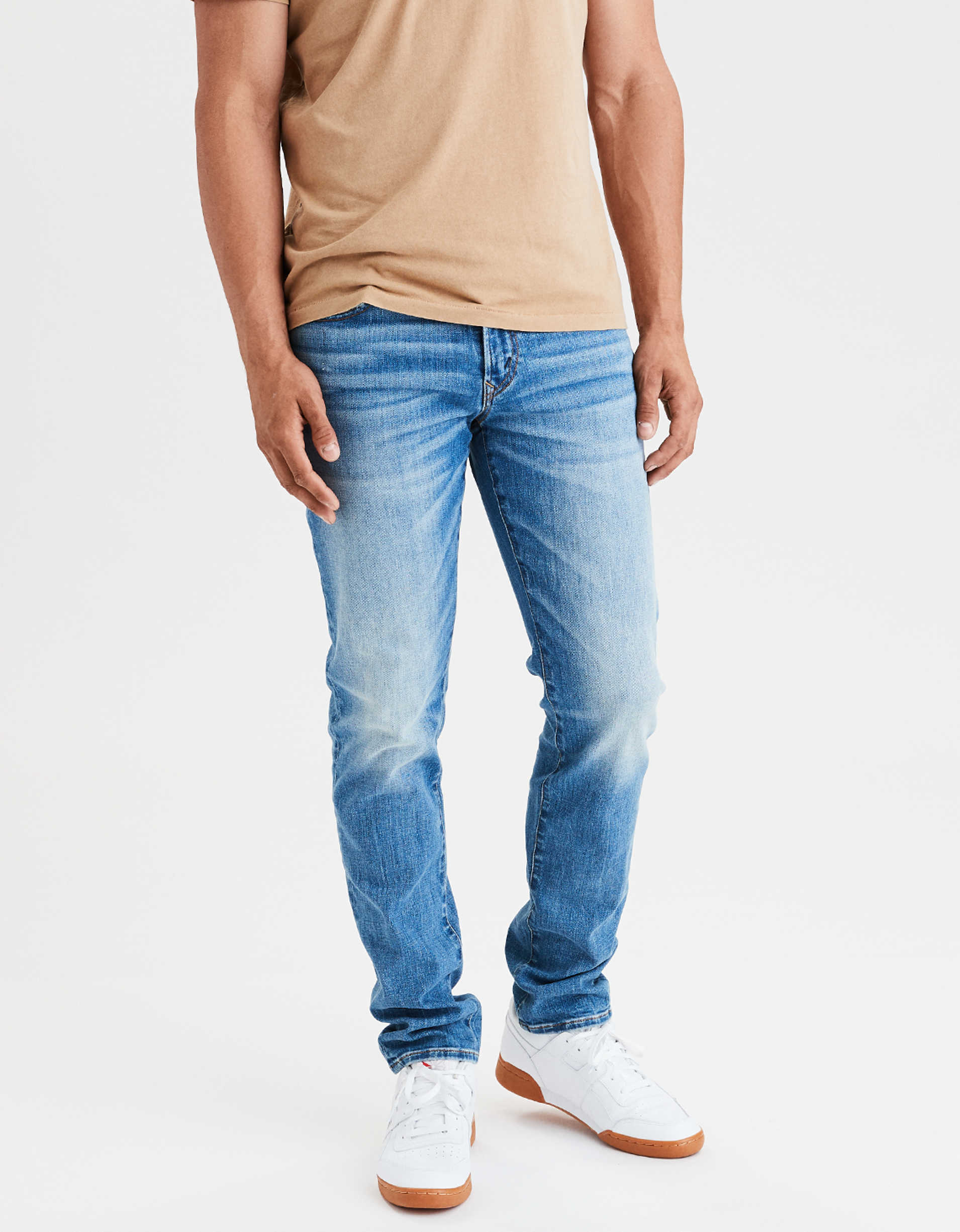 AE Ne(X)t Level AirFlex Slim Straight Jean