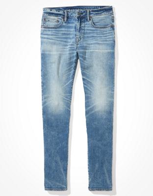 Узкие прямые джинсы AE Cozy AirFlex+