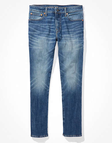 AE AirFlex+ Temp Tech Slim Straight Jean