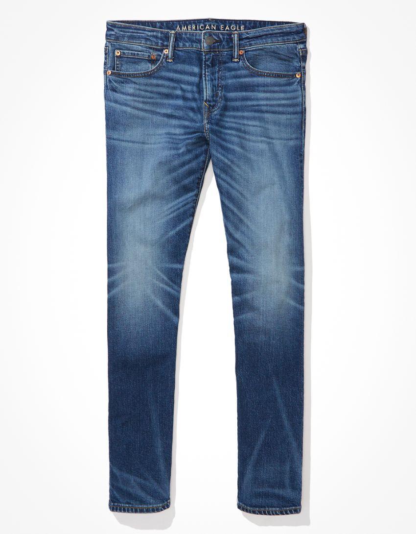 AE Flex Slim Straight Jean