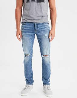 b9dea5f17792 Destroyed Jeans · placeholder image AE Ne(X)t Level Slim Jean ...